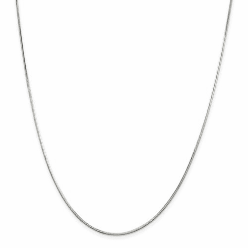 Octagonal Snake Chain Necklaces