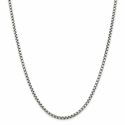Other Chains Box Chain Necklaces