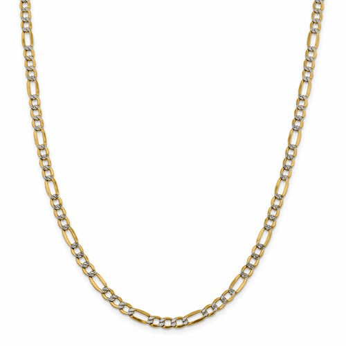 Semi Solid Figaro Chains