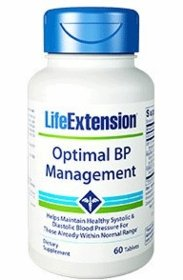 Optimal BP Management - Life Extension - 60 Tablets