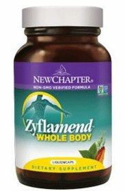 Zyflamend Whole Body - New Chapter - 60 Softgels