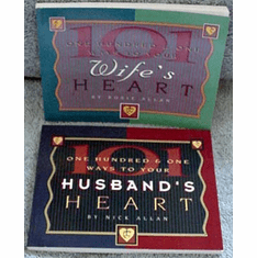 101 Ways to Your Husband's/Wife's Heart