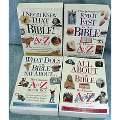 A To Z Resource Books