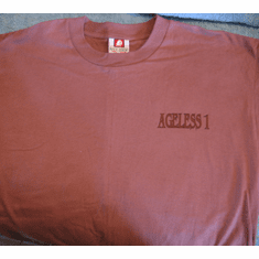 Ageless 1--T-Shirt-Large