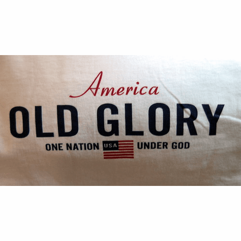 America Old Glory - T-shirt- Large
