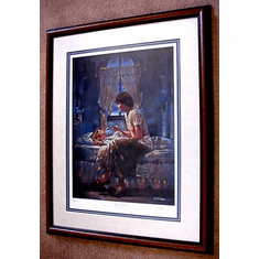 Angels Unseen--Ron DiCianni--Framed Open Edition