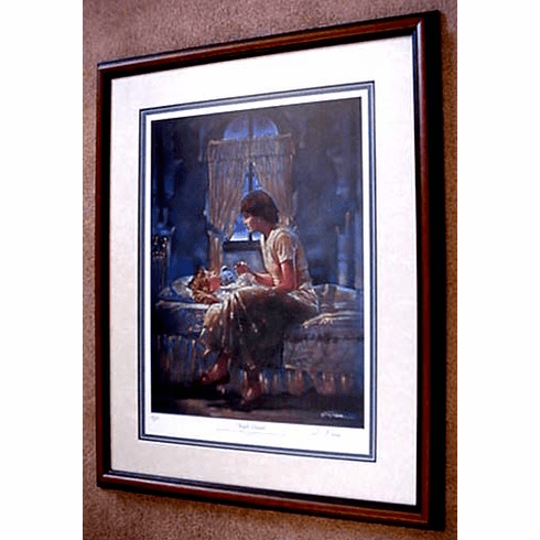 Angles Unseen-Ron DiCianni-Signed & Numbered