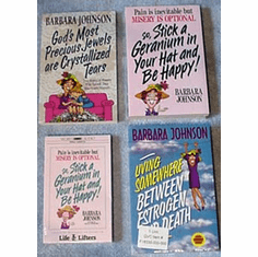 Barbara Johnson-Books