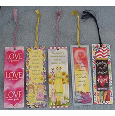 Beautiful Book Marks