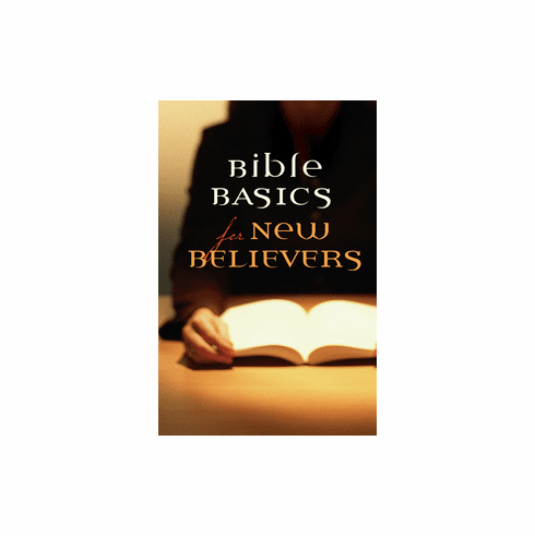 Bible Basics for New Believers -25-Pack