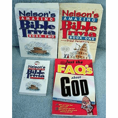 Bible Trivia & FAQs About God