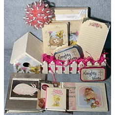 Birdhouse Gift Baskets
