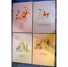 Birthday Cards - Premium Boxed Cards