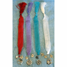 Birthday Flower Bookmark-January, February, March, April