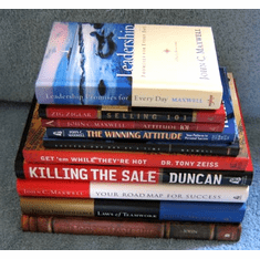Business & Selling Book Sale