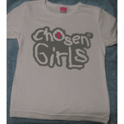 Chosen Girls Children- Toddler T-shirt