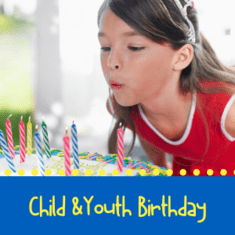 Chrildren & Youth Birthday