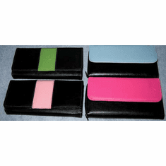 Christian Women Billfolds-Leather Look & Feel