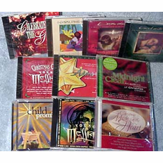 Christmas CDs & Other