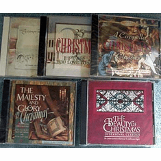 Christmas- Various-CDs