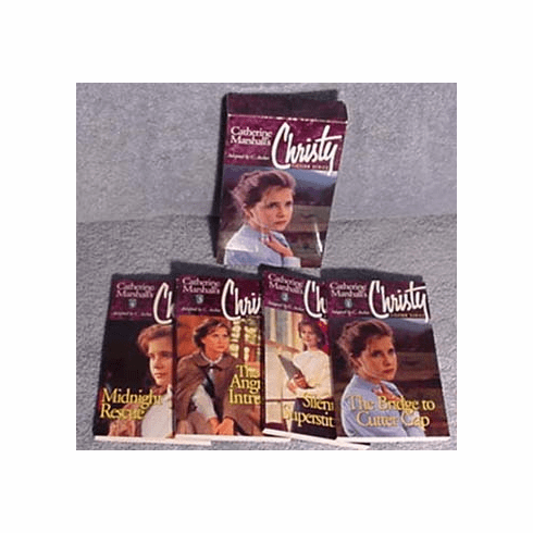 Christy-4 Book Set By Catherine Marshall's