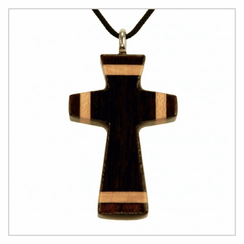 Classic Design Wood Cross-19K