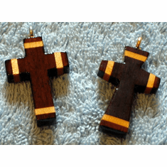 Classic Design Wood Cross-20L-19K