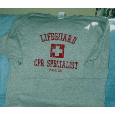 CPR Specialis-T-Shirt