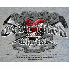 Crucified-Youth XSmall T-Shirt