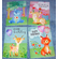 Cute Critters-Juvenile Birthday-12 Greeting Cards