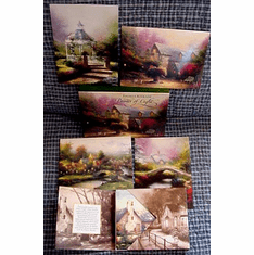 Discount Kinkade Notes, Books & Gifts