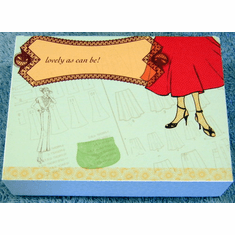 Dress - Premium Boxed Notes-