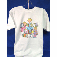Faith Hope Love-Children/Youth /Adult-T-Shirt