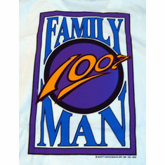 Family Man T-Shirt- 2XL