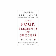 Four Elements of Success-Laurie Beth Jones