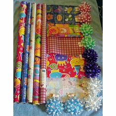Gift Wrap Slection-Large