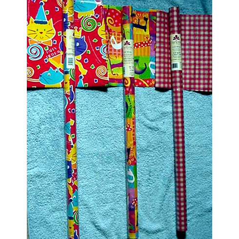 Gift Wrap Special-3 Rolls