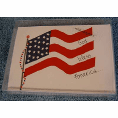God Bless America-Boxed Notes Cards