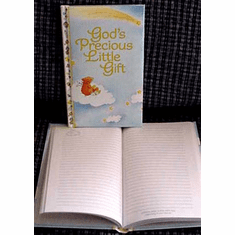 God's Precious Little Gift--Baby & Child Journal