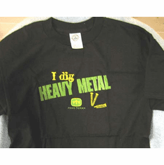 Heavy Metal-T-Shirt--3XLarge