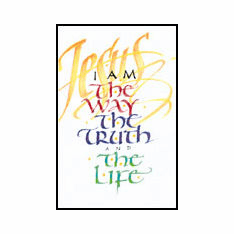 I Am the Way, the Truth, and the Life (25-pack)