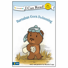 I Can Read Books-Barnabas