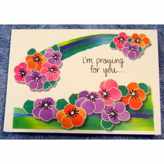 I'm Praying- Blank Notes- Pack of 10