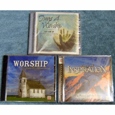 Inspiration & Worship - Power and the Glory CDs