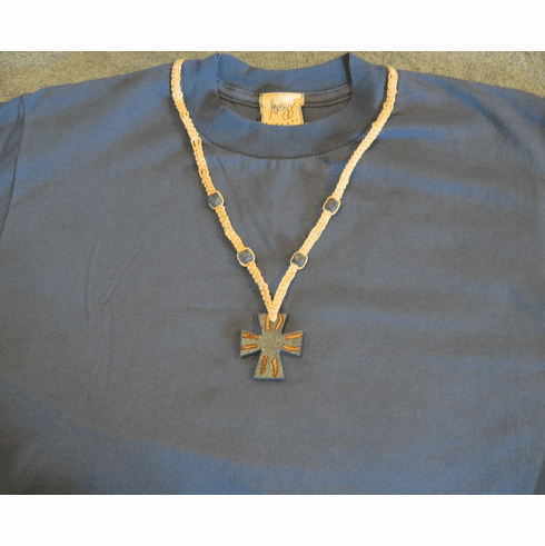 Jewelry Tee-Chambary Blue-Medium