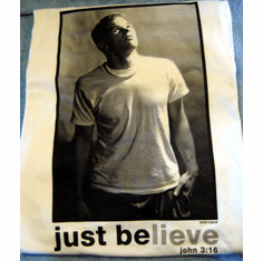 Just Believe-T-Shirt
