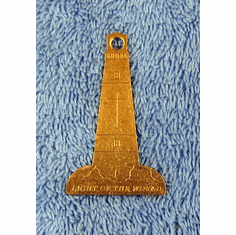 Light Of The World-Pocket Lighthouse--Pack Of 10