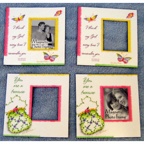 Magnetic Frame- 2 Styles