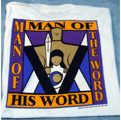 Man's Word T-Shirt