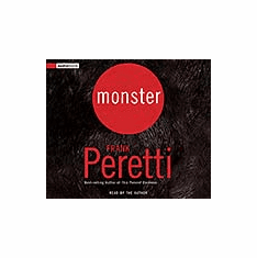Monster CD By Frank Peretti